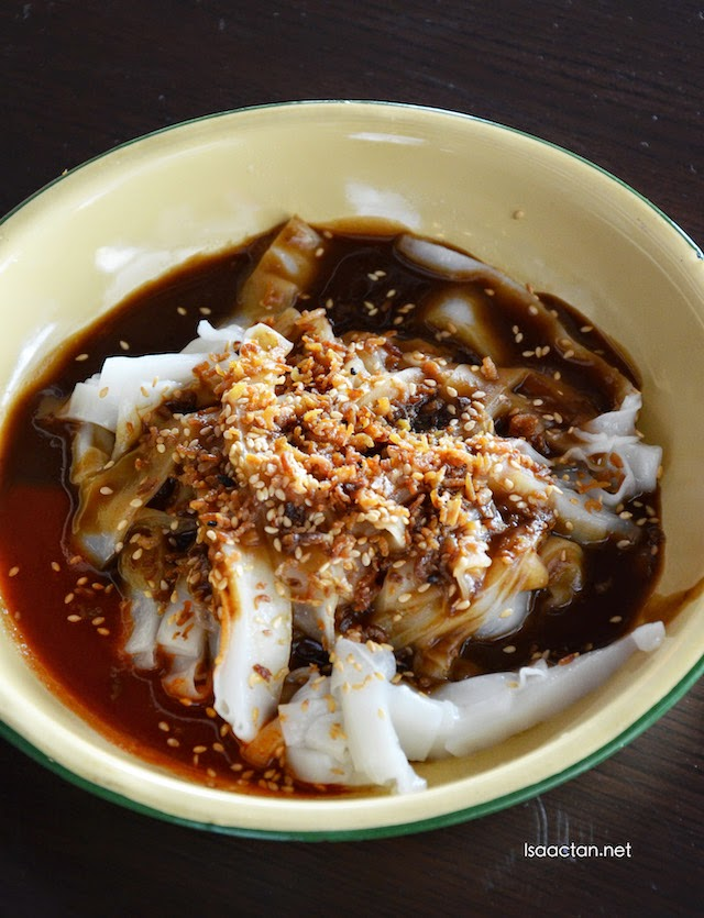 Sweet Sauce with Dried Shrimps Chee Cheong Fun -RM4.50
