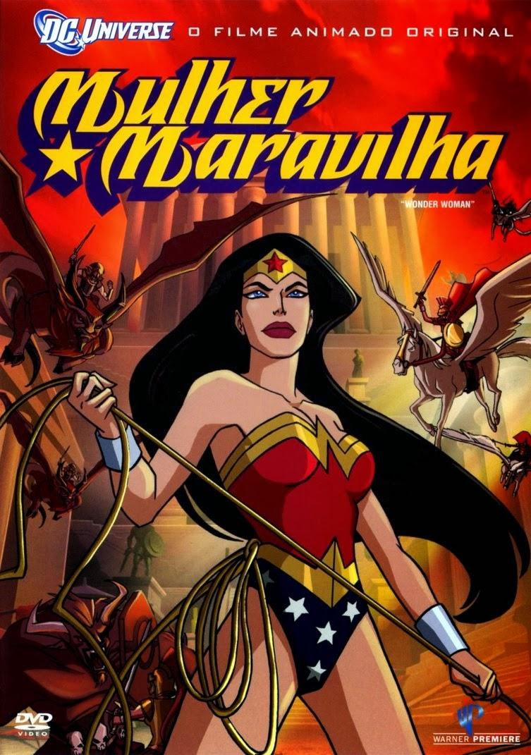 Mulher Maravilha – Legendado (2009)