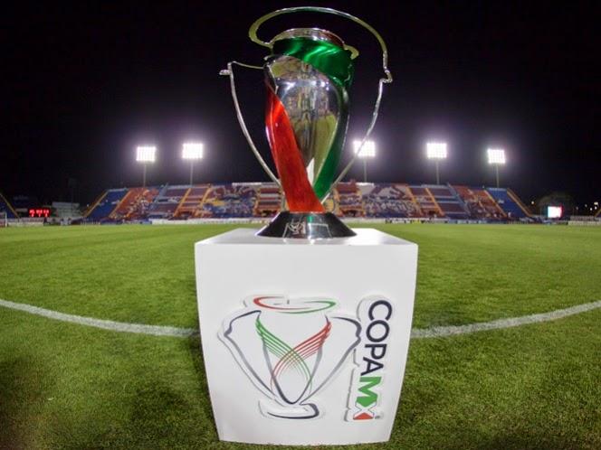 Horarios definidos Cuartos Final Copa MX