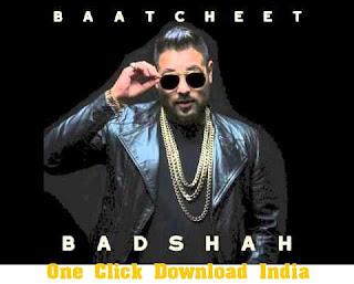 Baatcheet by Badshah