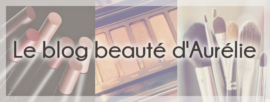 Le blog beauté d'Aurélie