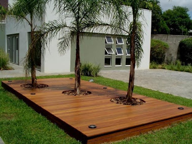 Deck Santa Clara
