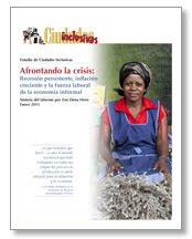 IMPACTOS DE LA CRISIS EN LA ECONOMIA INFORMAL