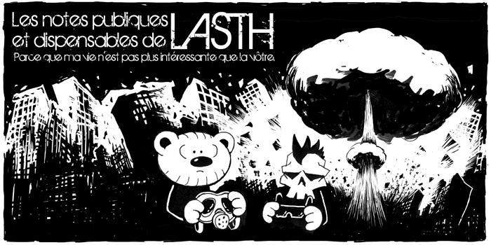 Le blog de Lasth