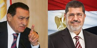 10 differences between Mubarak's and Morsi's trials
