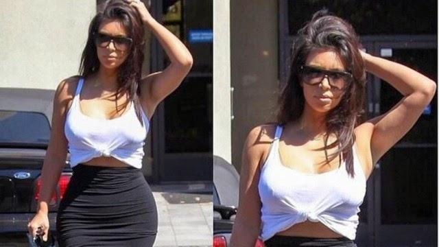 Supostas Fotos De Kim Kardashian Nua Vazam Na Inter