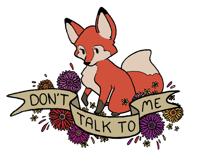 Rude Foxes
