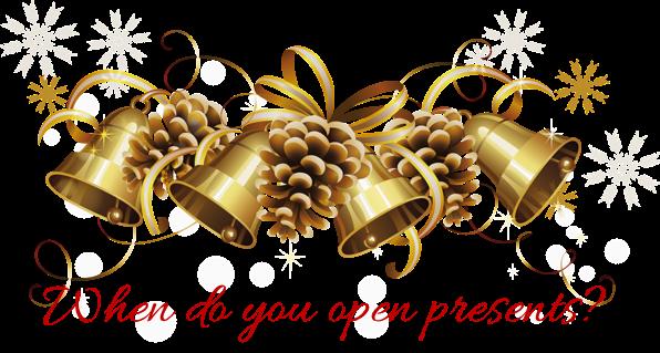 blogmas 2014 day 6 when do you open presents - When Do You Open Christmas Presents