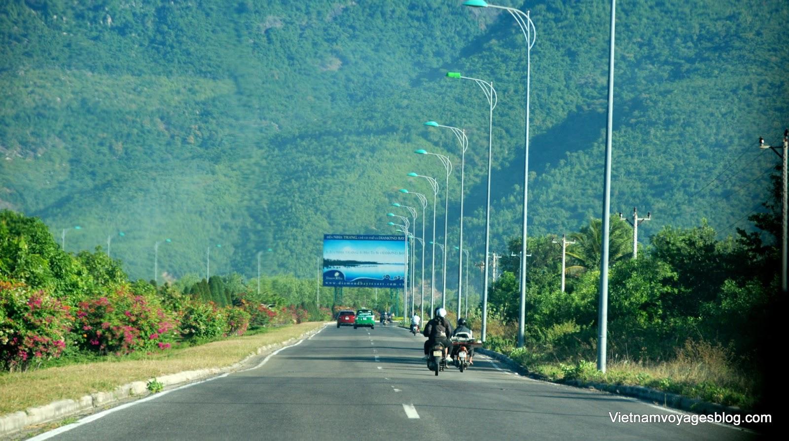 Vịnh Cam Ranh ở Nha Trang