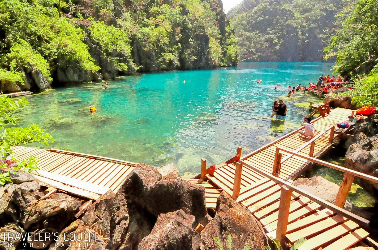 Coron Palawan Philippines Asia S Captivating Paradise Traveler S Couch By Moon Ray Lo