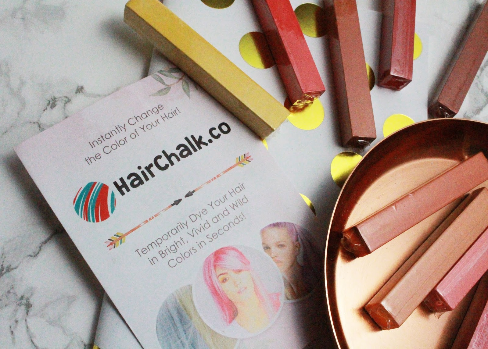 Hair Chalk, Giveaway, Hair Chalk Giveaway