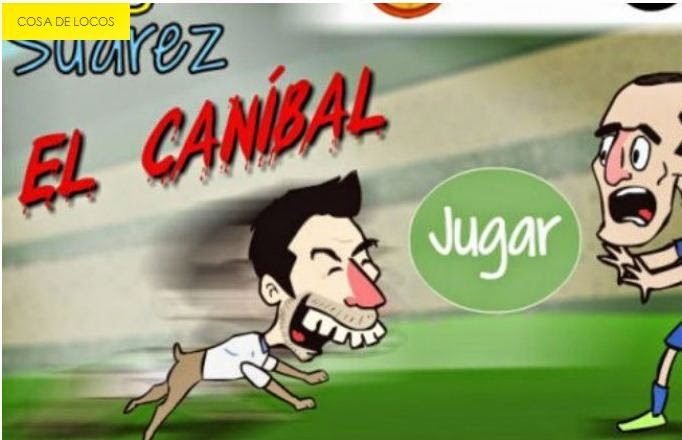 ' Pac-Man Suárez ' Video juego nuevo para morder jugadores