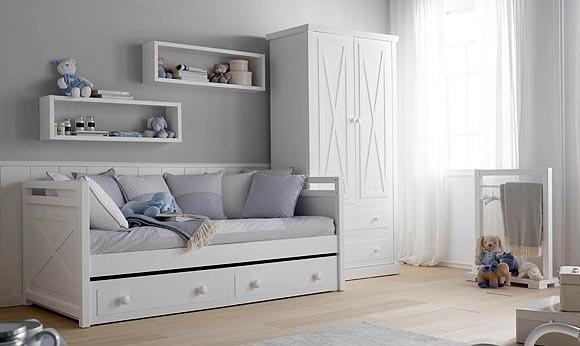 Cuartos infantiles tres camas – dabcre.com