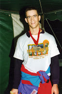 My 2nd and last time to complete the Ironman distance triathlon  September 17th 1994