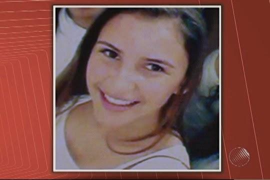 Cassiane Lima estava desaparecida desde 27 de novembro (Foto: Imagens / TV Bahia)