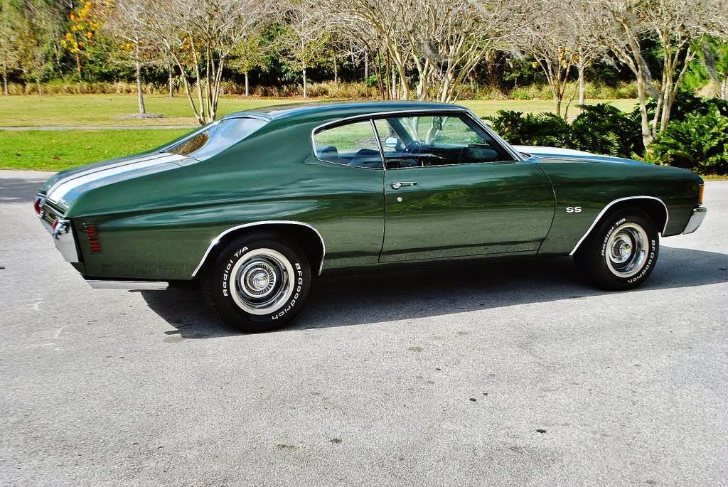 All American Classic Cars: 1972 Chevrolet Chevelle Malibu ...