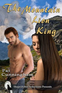 The Mountain Lion King ~ ShapeShifter Seductions Presents