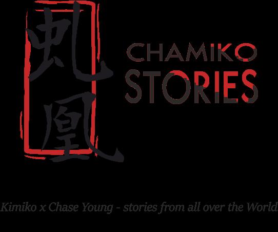 Biblioteka opowiadań o Kimiko i Chase Young