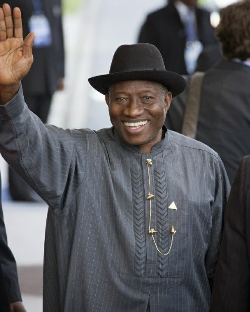 president jonathan new contracts