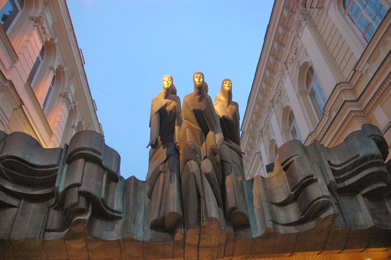 Trzy Muzy Wilno