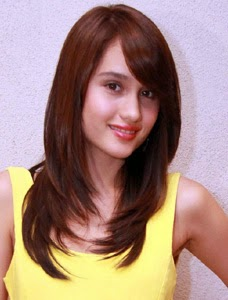 Foto Model  Rambut Cinta Laura