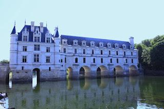 Château de Chenonceau sur le Cher