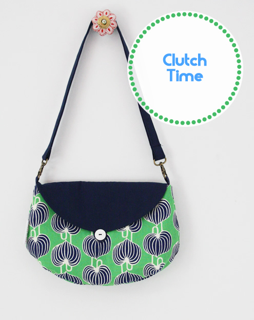 Clutch strapless
