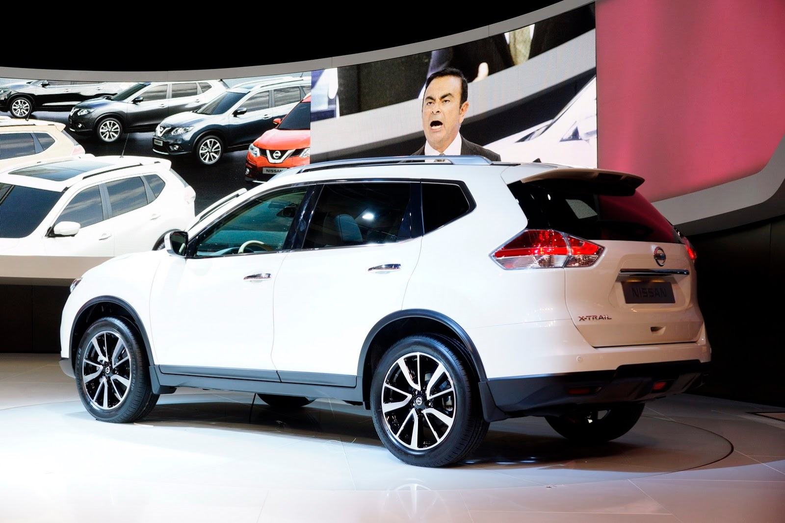 Nissan X-Trail 2014: New Excitement