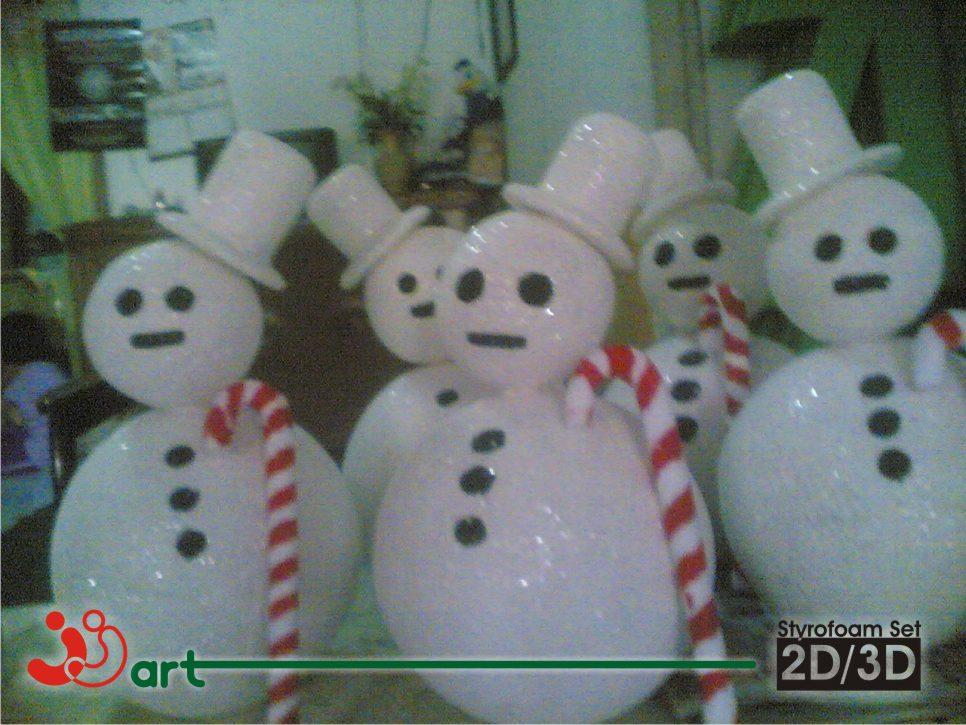 Jeje Art Dekorasi Styrofoam