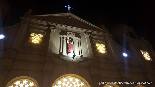 ARCHDIOCESAN SHRINE OF JESUS, THE WAY, THE TRUTH AND THE LIFE, Central Business Park, Pasay City, Philippines