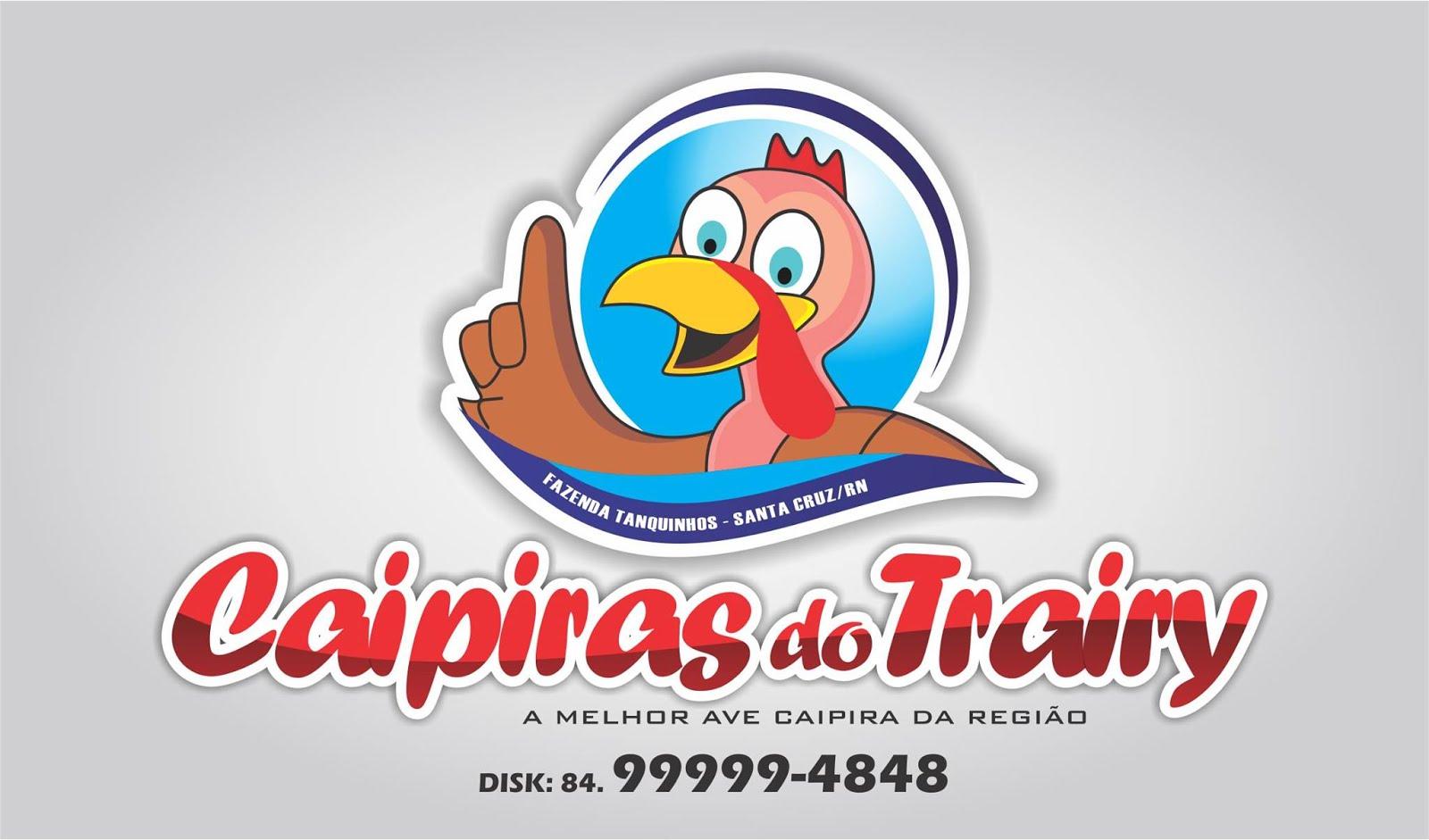 CAIPIRAS DO TRAIRY
