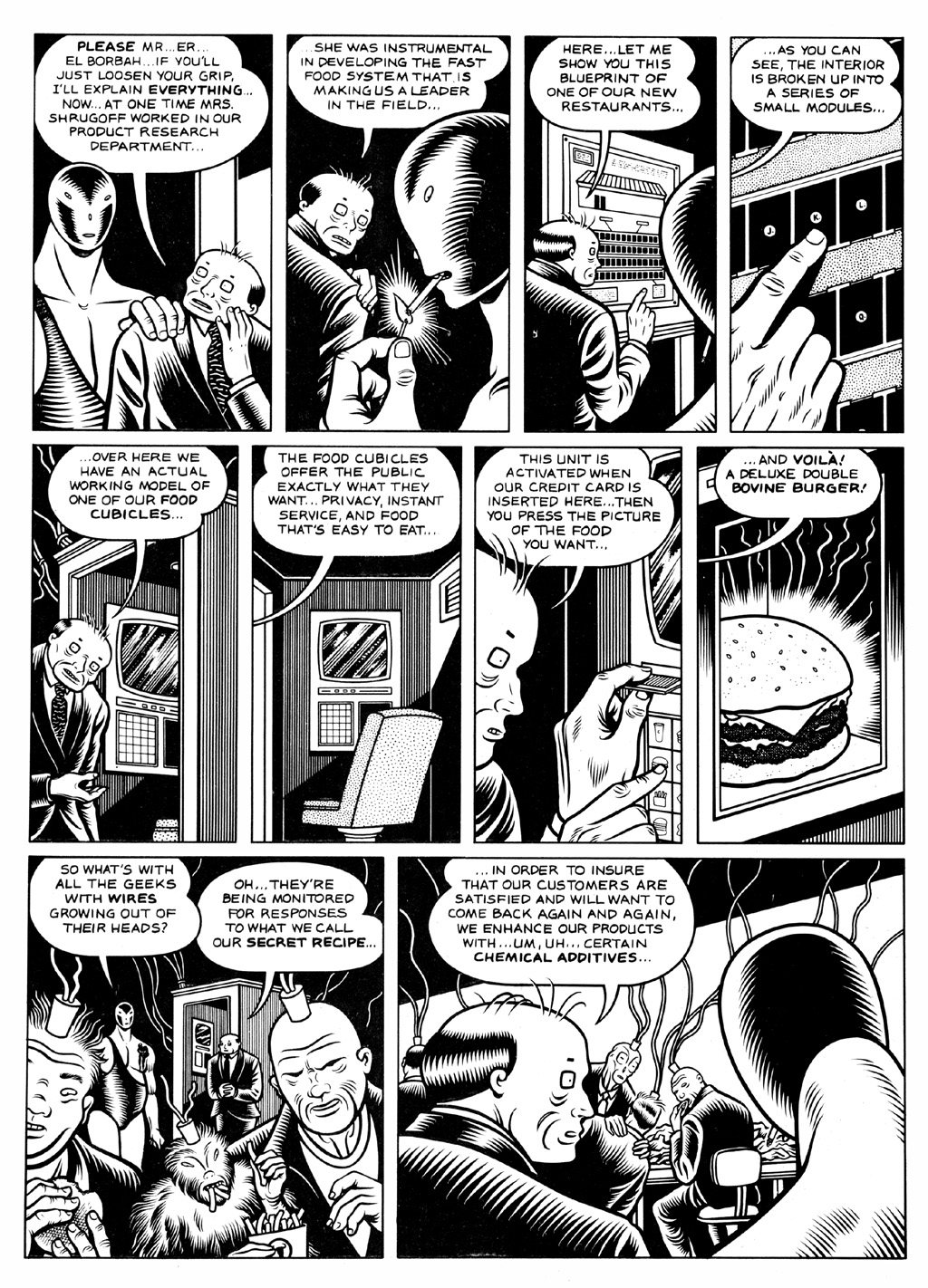 The porpor books blog sf and fantasy books 1968 1988 august 2013 among the better entries was another el borbah tale by charles burns that ive posted below malvernweather Images