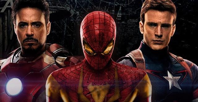 Homem-Aranha de Tom Holland irá aparecer em Capitão América 3: A Guerra Civil