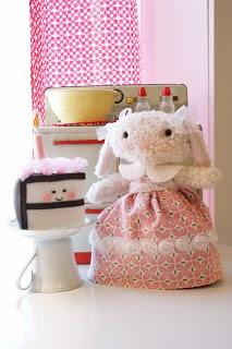 Lamb/Bunny Dolls
