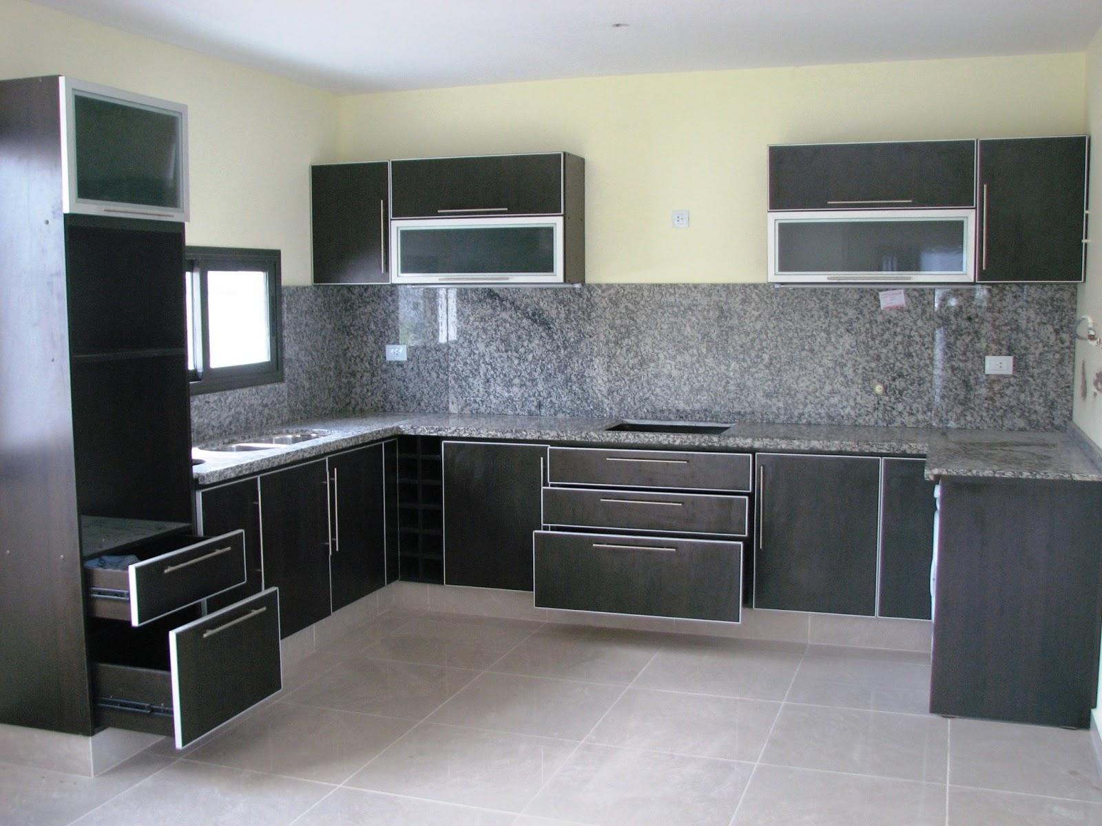 Hacer muebles cocina mdf for Cocinas integrales en aluminio