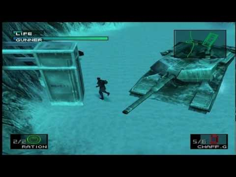 Aesthetic Nerdom Metal Gear Solid A Retrospective Part One