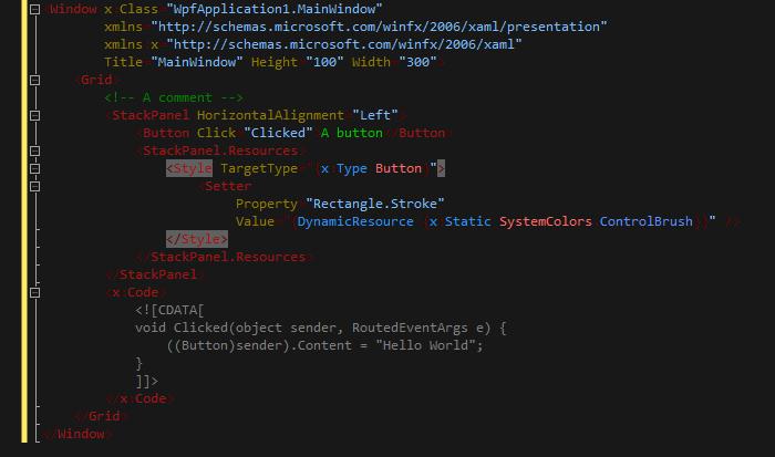 Visual Studio 2010 Color