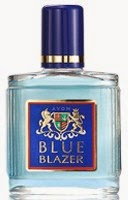 Blue Blazer by Avon
