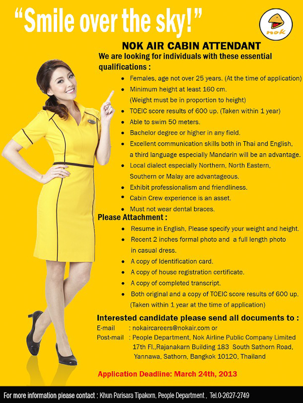 Nok Air Raises Eyebrows With Controversial Advert For