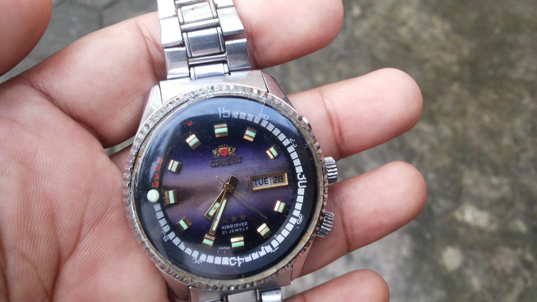 Orient King Diver