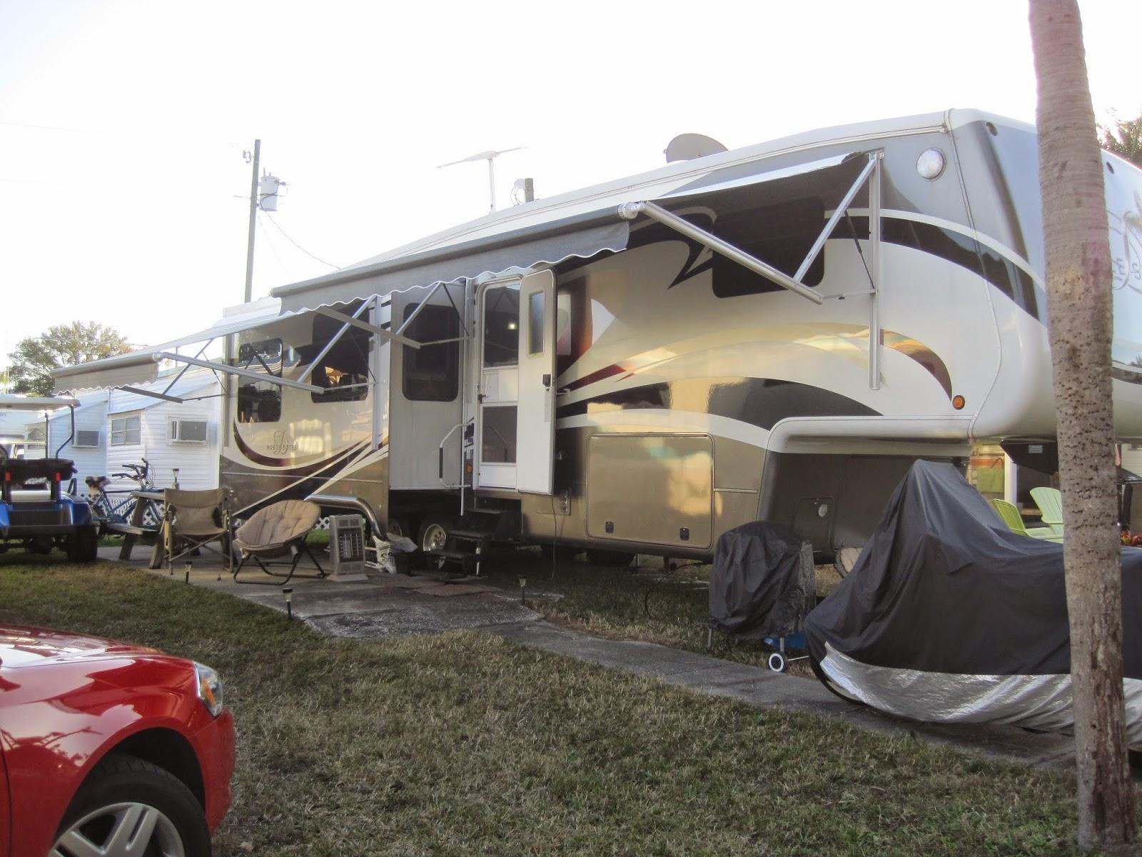 Gypsies In A Caravan Rv Technician School In Clearwater