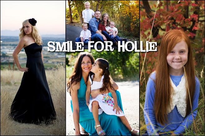 Smile for Hollie