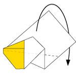Origami Pelican