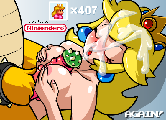 Juego Flash: Super Mario Bros. - Princess Peach
