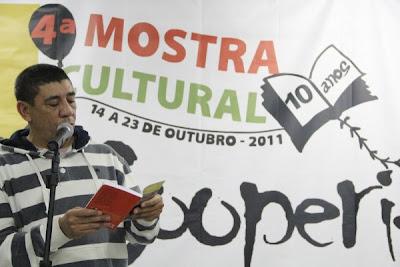 Sérgio Vaz vence Prêmio Governador do Estado em três categorias