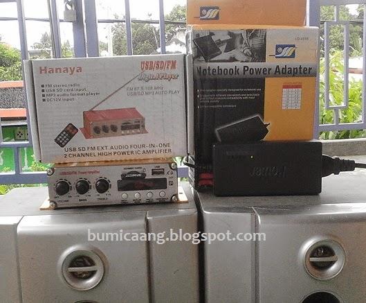 Hanaya MA 401 MP3 Player