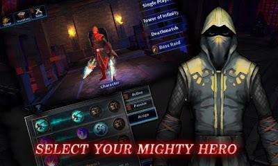 Dark Avenger Apk v.1.1.0
