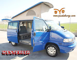 VW T4 CALIFORNIA  , 2.5  T.D.I.  AÑO 1997, 102 CV, WESTFALIA