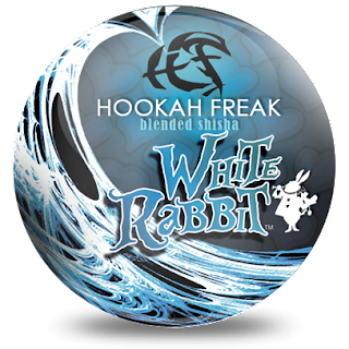 HOOKAH FREAK 'WHITE RABBIT' FLAVOR HOOKAH SHISHA TOBACCO