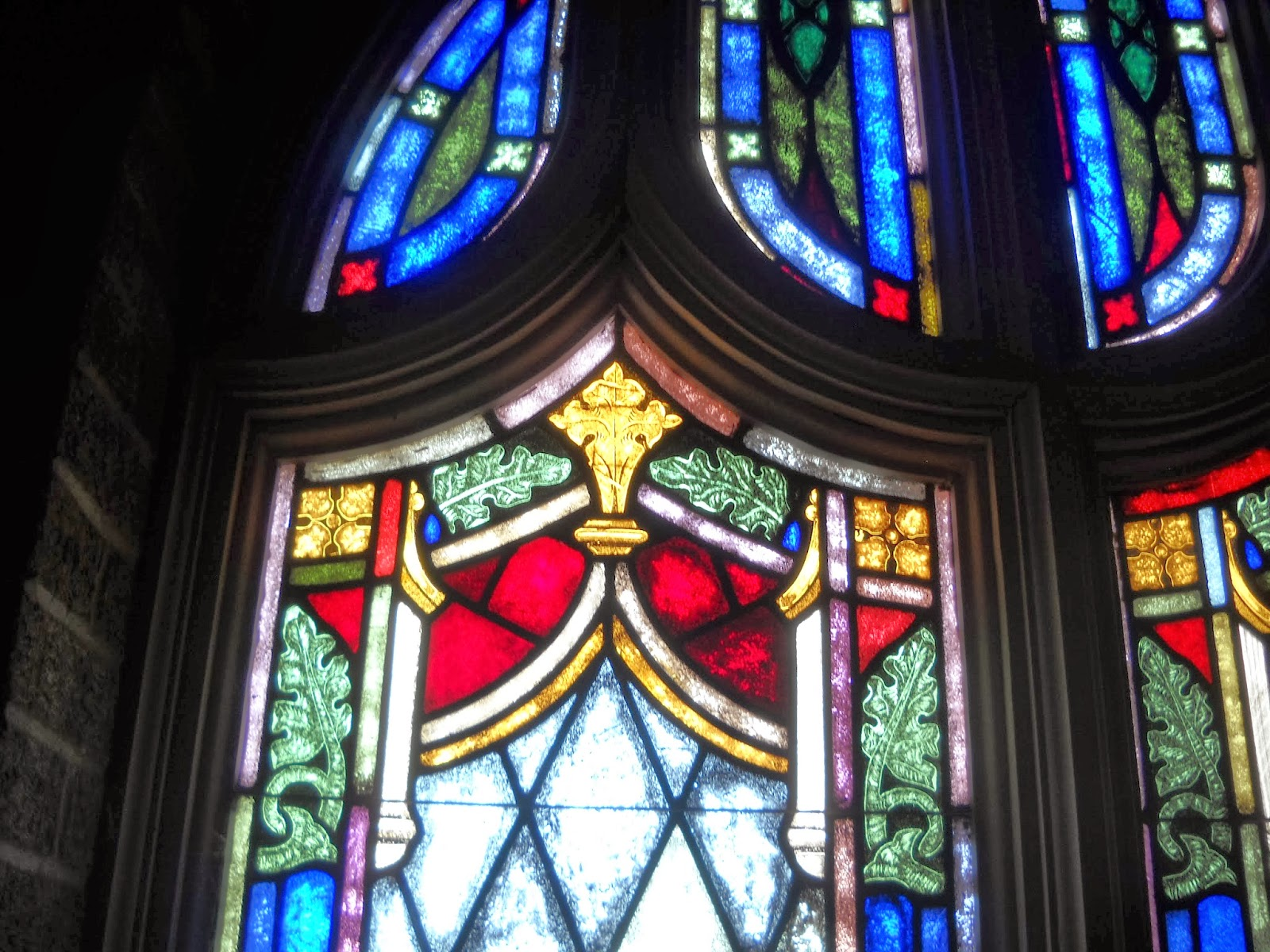 Wesley Methodist Church Oklahoma City Symbols In Light